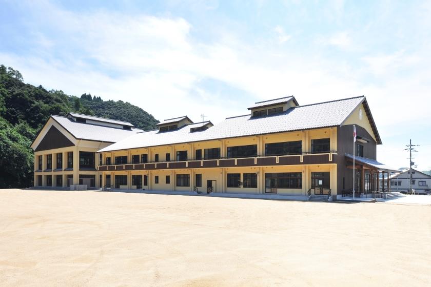 伊根中学校(改築)