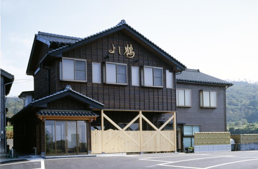 民宿 よし鶴(改修)
