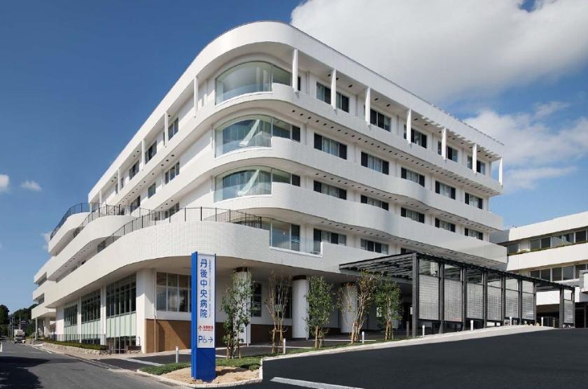 丹後中央病院(Ⅳ期増築)
