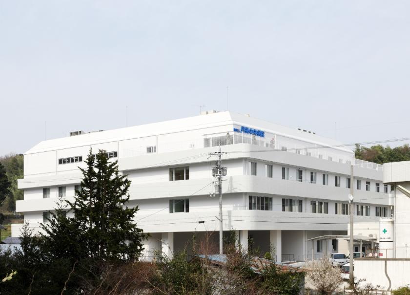 丹後中央病院(Ⅲ期)