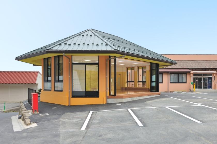 あゆみが丘学園 多目的ホール(増築)