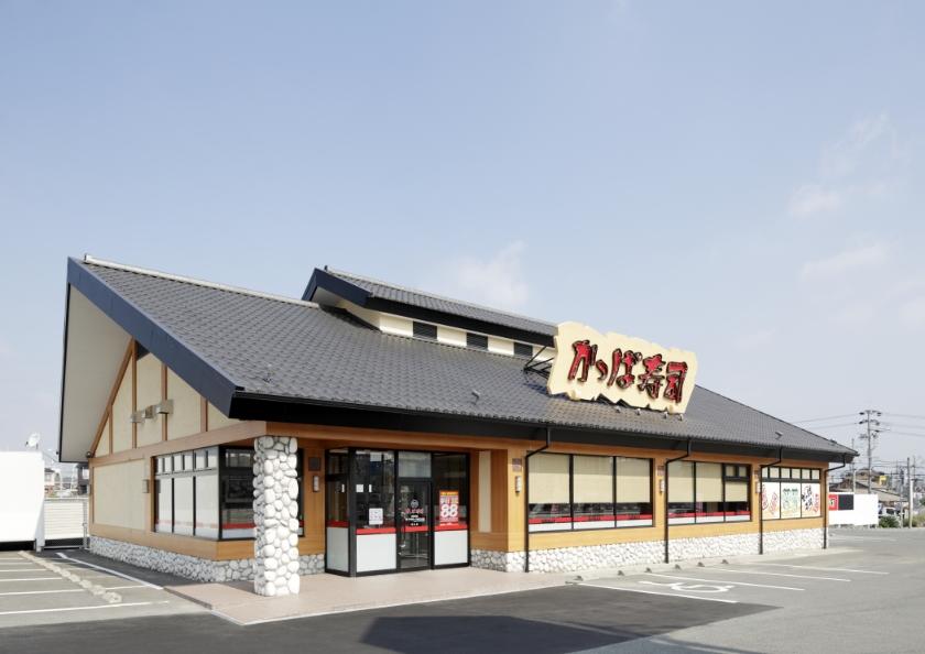 かっぱ寿司枚方店(改装)