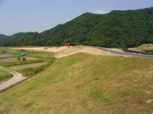 浅倉地区築堤工事