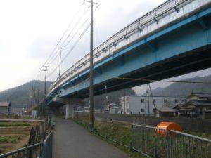 国道27号青葉大橋(下り線)高欄・遮音壁取替工事